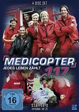 4 DVD-Box ° Medicopter 117 ° Staffel 2 ° NEU & OVP