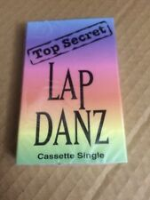 TOP SECRET LAP DANZ FACTORY SEALED CASSETTE SINGLE