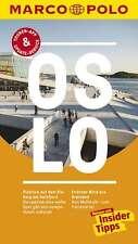 Oslo MARCO POLO Stadtführer Reiseführer in Norwegen 978-3-8297-2856-0