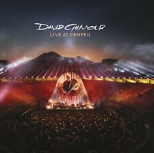 DAVID GILMOUR CD - LIVE AT POMPEII [2 DISCS](2017) - NEW UNOPENED - ROCK