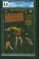Star Spangled Comics #69 CGC 3.5 1st Tomahawk atom bomb Robin the Boy Wonder