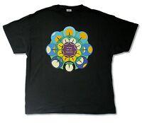 Bombay Bicycle Club So Long European Tour 2014 PT-ES Black T Shirt New Official