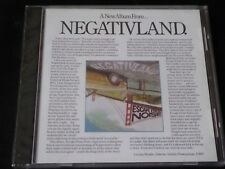 Negativland - Escape from Noise (SEALED NEW CD 1993) THE WEATHERLAND