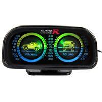 Euro Typer Car Adjustable Compass Balancer Slope Meter Tachometer Y6Y2