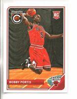 2015-16 PANINI COMPLETE BOBBY PORTIS ROOKIE