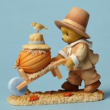 Cherished Teddies~CALEB PILGRIM~NEW 2015~FREE SHIPPING