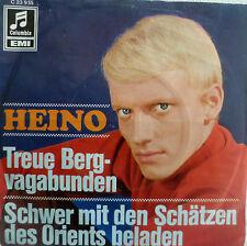 """7"""" 1968 VG+++! HEINO (ohne Brille) Treue Bergvagabunden"""