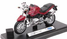 Bmw R1150R Moto Motorbike 1:18 Model 38511H WELLY