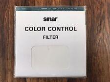 Sinar Color Control 100 Filter 40C 547.92.140 #NEU#