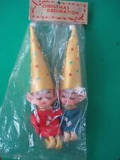 Vintage Pixie Knee Hugger Elfs New In Package Rare