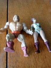 Mattel Masters of the Universe He-Man & Teela Action Figures