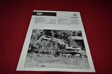 Caterpillar 325 325L Excavator Dealer's Brochure DCPA4