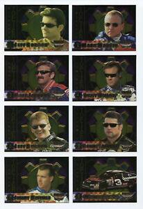 1999 Wheels High Gear Top Tier Complete Insert Set Jeff Gordon Dale Earnhardt Sr