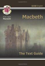 GCSE English Shakespeare Text Guide - Macbeth-CGP Books