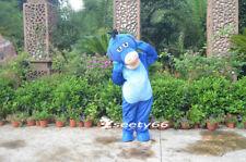 Winnie the Pooh's friend Eeyore Donkey Costume Mascot Cartoon Character Adult