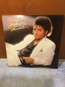 Michael Jackson Thriller Orig 1982 LP Epic QE 38112 Pop Vinyl w/ inner sleeve