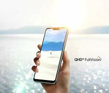 """New in Sealed Box LG G7 ThinQ T-MOBILE G710TM 64GB 6.1"""" Unlocked Smartphone"""