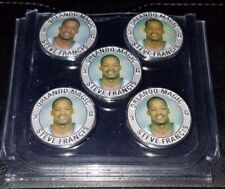 steve FRANCIS nba COIN hardwood HEROES orlando MAGIC golf MARKER poker CHIP 2005