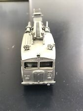 NEW IN BOX Franklin Mint Pewter Fire Engines of World Dennis F12 Pump Escape