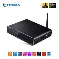 US STOCK Q10 Pro  2G/16G TV BOX AC WIFI 3.5in SATA HDD Bluetooth Media Play