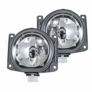 For Fiat Ducato MK3 6/2002 - 2006 Front Fog Light Lamps 1 Pair O/S And N/S