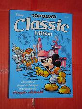 DISNEY- TOPOLINO- CLASSIC EDITION- avventure tempo- DI:SERGIO ASTERITI- PANINI