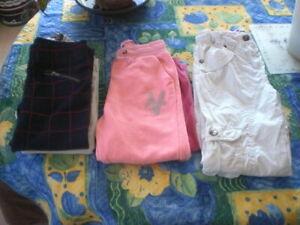 lot de 22 vêtements, fille, taille 8 ans
