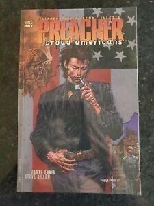 Preacher: Proud Americans TPB Vol 3 (DC/Vertigo) Garth Ennis Steve Dillon