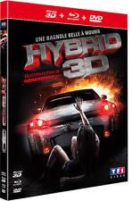 Combo Blu-Ray 3D + Blu-Ray + DVD  //  HYBRID 3D  //  NEUF cellophané