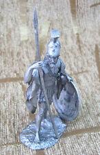Greek Hoplite 54mm Tin Miniature sculpture Action Figurine Toy soldier 1:32