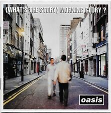 (What's the Story) Morning Glory? by Oasis CD Oct-1995 Epic