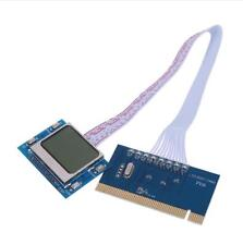 PCI LCD Diagnostic Post Debug Test Card For Desktop Motherboard PTI9 -R179