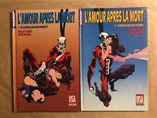 DEADMAN (Comics USA) - L'amour après la mort T1 et T2