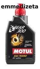 Motul Gear 300 75W90 Olio Cambio e Differenziale senza autobloccante