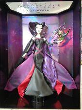 Disney Store Malefiz Maleficent Puppe Doll Designer Midnight Masquerade Limited