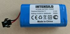 Battery 3400mAh Intensilo for Eufy Robovac 11 11S (4INR/19/66) Spare Replacement