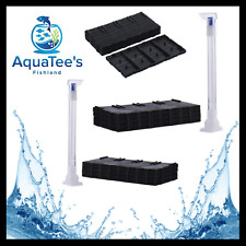 ARMADA 60CM UNDER GRAVEL FILTRATION SET FILTER UNDERWATER FISH TANK NANO PUMP