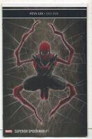 Superior Spider-Man #1 NM Stan Lee 1922-2018    Marvel Comics CBX1F