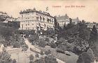 CPA SUISSE SCHWEIZ LAUSANNE grand hôtel riche-mont timbrée 1903