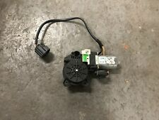2008 FORD FOCUS CC CONVERTIBLE REAR RIGHT WINDOW MOTOR O/S/R