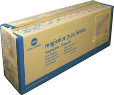 ORIGINAL tambor Konica Minolta Magicolor 7450 7450ii/4062-313 Amarillo tambor