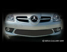 Mercedes SLK55 & SLK Sport / AMG Black Lower Middle Mesh Grille Grill 2005-2008
