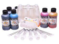 Non Oem Ciss Continuous Ink System Fits Epson XP-640,XP-645,XP-900 Dye & Pigment