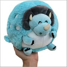 """SQUISHABLE Triceratops 7"""" stuffed  LIMITED EDITION Hand numbered NEW"""