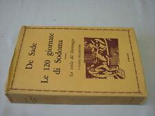 (De Sade) Le 120 giornate di sodoma 1968 L'arcadia .