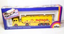 Siku 3511 Topas Tankzug Shell Fuel In Its Original Box - Mint Ex Shop Stock Rare