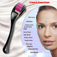 540 Derma Needle Roller Micro-needle Therapy Skin Care Anti aging Anti Hair Loss