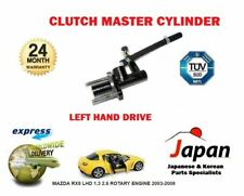 FOR MAZDA  RX8 LHD 1.3 2.6 ROTARY 2003-2008 NEW CLUTCH MASTER CYLINDER