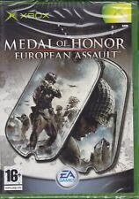 Xbox MEDAL OF HONOR - EUROPEAN ASSAULT nuovo sigillato italiano pal Xbox 360