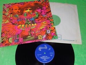 CREAM : Disraeli Gears - Original 1967 UK 1st/2nd cross-over Stereo LP EX/NM 215